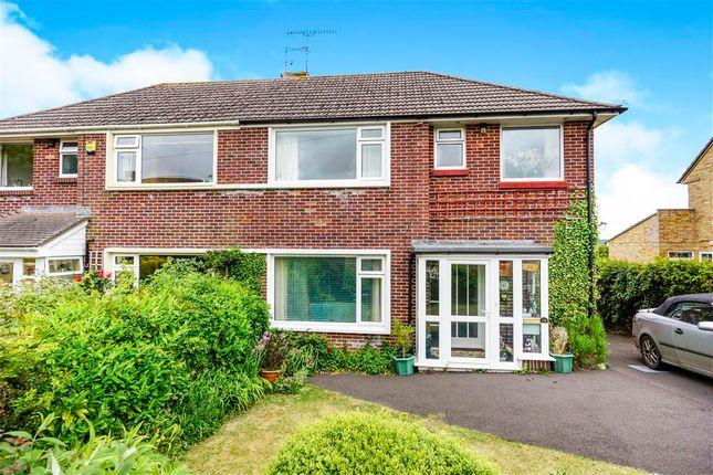 Thumbnail Semi-detached house for sale in Casterbridge Road, Dorchester