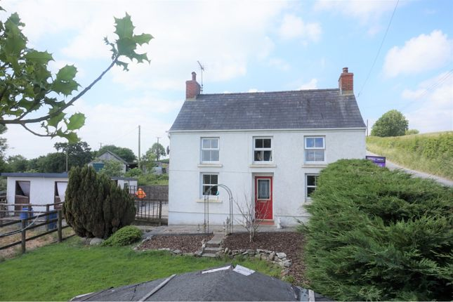 Thumbnail Detached house for sale in Mynyddcerrig, Llanelli