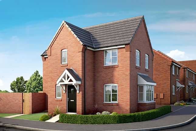"Thumbnail Property for sale in ""The Crimson"" at Mooracre Lane, Bolsover, Chesterfield"