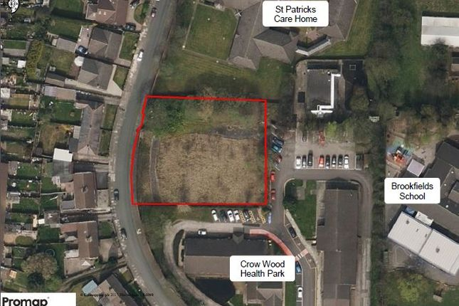 Thumbnail Land for sale in Crow Wood Lane, Widnes
