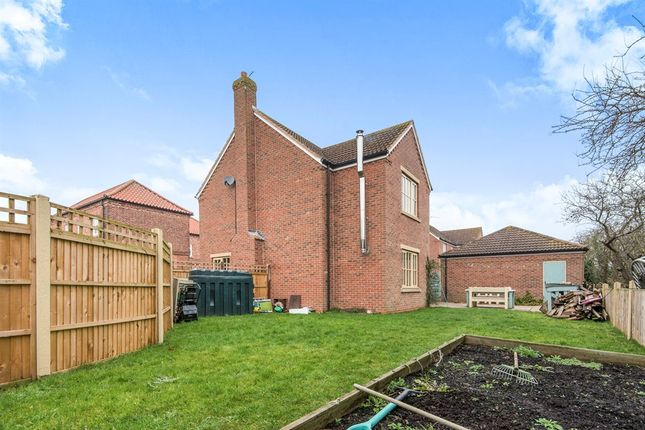 Thumbnail Detached house for sale in Manor Grove, North Leverton, Retford