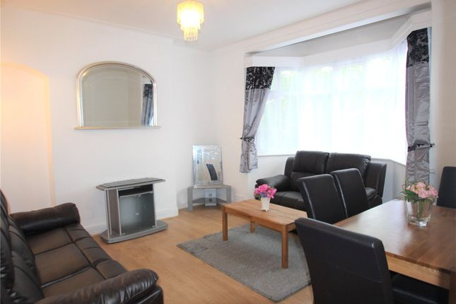 Thumbnail Semi-detached house to rent in Whitchurch Lane, Edgware