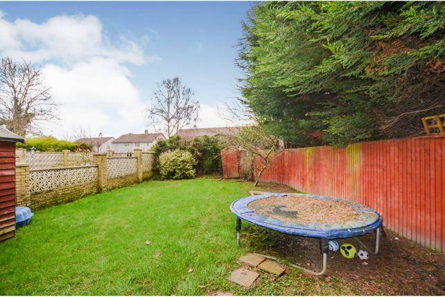 Rear Garden of Woodview, Sheffield S21
