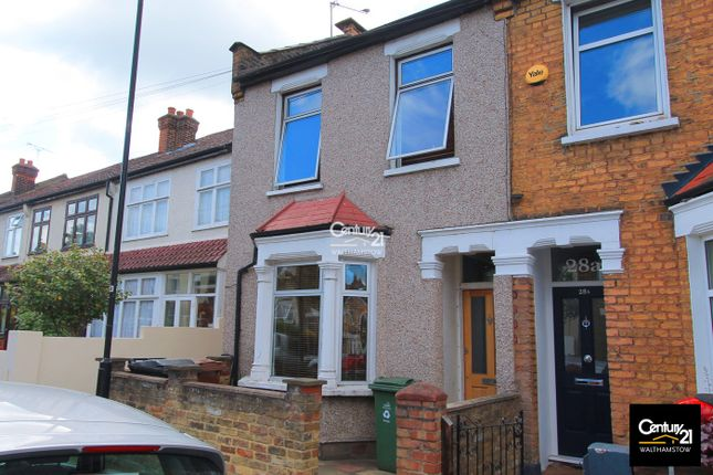 Thumbnail End terrace house for sale in Worcester Road, London