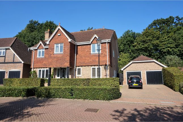 Thumbnail Detached house for sale in The Orchard, Maidstone