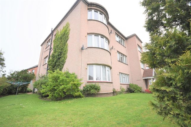 Thumbnail Flat to rent in Marlowe Road, Wallasey