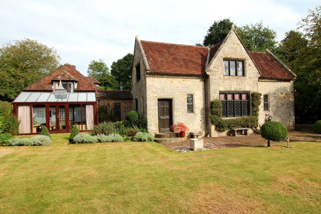 Thumbnail Detached house for sale in Little Marshalls, Horney Common, Uckfield, East Sussex