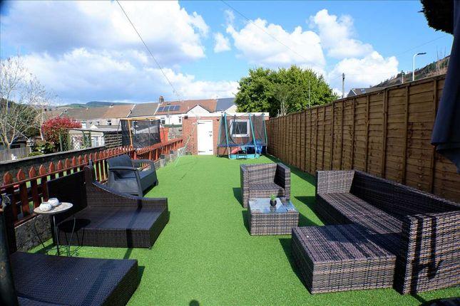 Terraced house for sale in Elizabeth Close, Lewis Street, Pentre