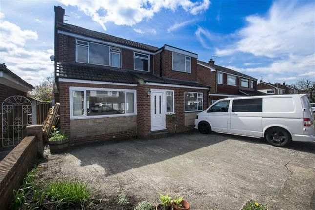 Thumbnail Detached house for sale in Exeter Drive, Ashton-Under-Lyne