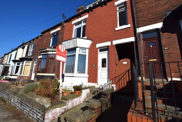 Thumbnail Property to rent in Chesterfield Road, Sheffield