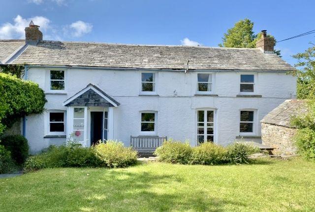 Thumbnail Semi-detached house for sale in Penmayne, Rock, Wadebridge
