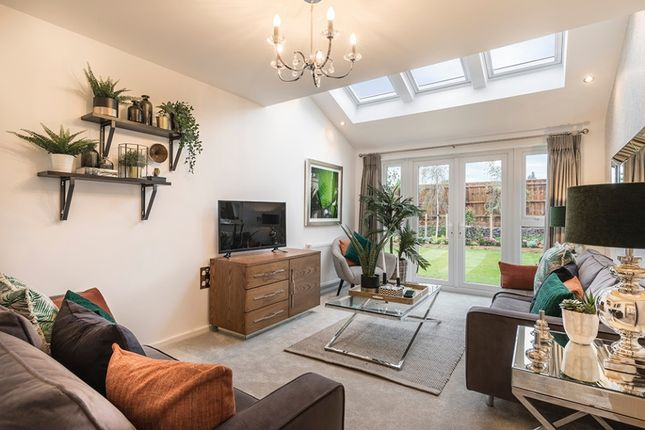 Thumbnail Detached house for sale in Nixon Philips Drive, Hindley Green