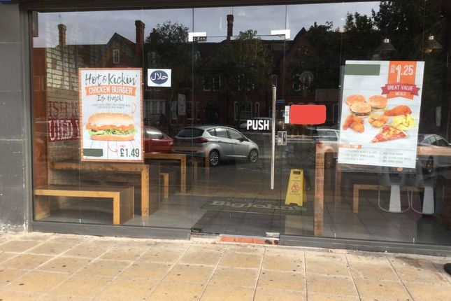 Thumbnail Restaurant/cafe for sale in Station Road, Solihull