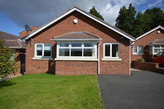 Thumbnail Bungalow to rent in Western Rise, Ketley, Telford