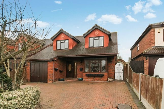 Thumbnail Detached house for sale in Beedell Avenue, Wickford, Essex