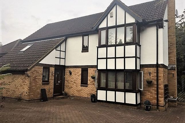 Thumbnail Detached house to rent in Barn Owl Close, East Hunsbury, Northampton