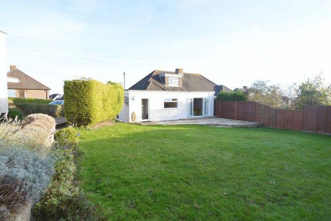 Thumbnail Detached bungalow to rent in Portobello Grove, Porchester, Fareham