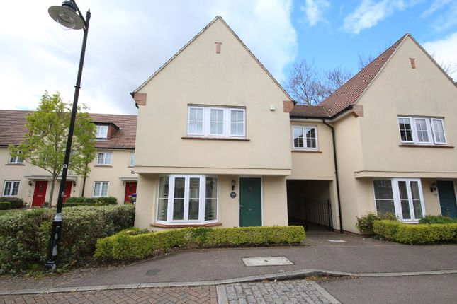 Thumbnail Link-detached house for sale in Lindsell Avenue, Letchworth Garden City