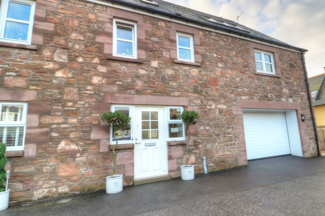 Thumbnail Semi-detached house for sale in East End, Gourdon, By Montrose