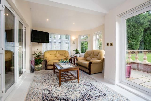 Sitting Room of Edge Hill, Darras Hall, Ponteland, Northumberland NE20