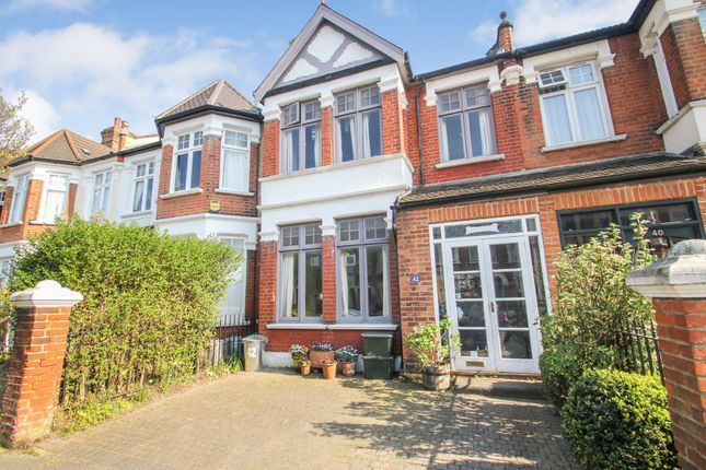 Thumbnail Terraced house for sale in Harpenden Road, Wanstead, London