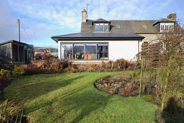 Thumbnail Cottage for sale in 1, Drinkstone Farm Cottages Hawick