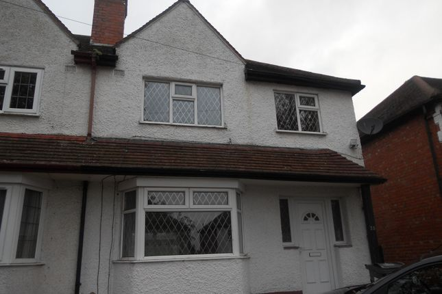 Thumbnail Property to rent in Linchmere Road, Warfield, Birmingham
