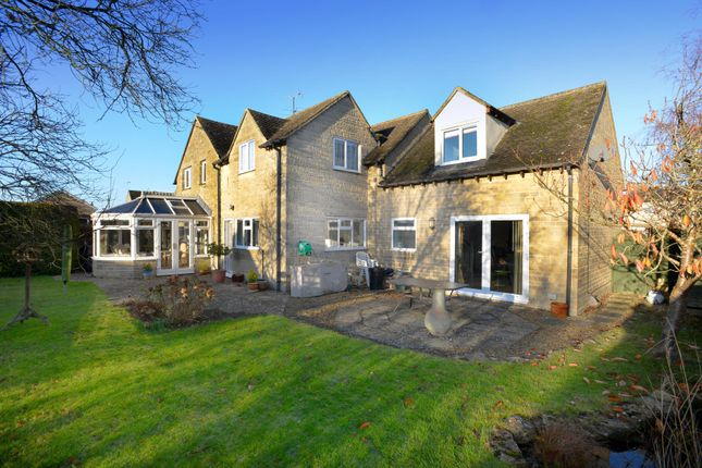 Thumbnail Detached house for sale in Old Farmhouse High Street, South Cerney, Cirencester