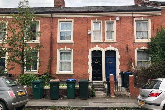 Thumbnail Terraced house for sale in Gloucester Street, Spon End, Coventry, West Midlands