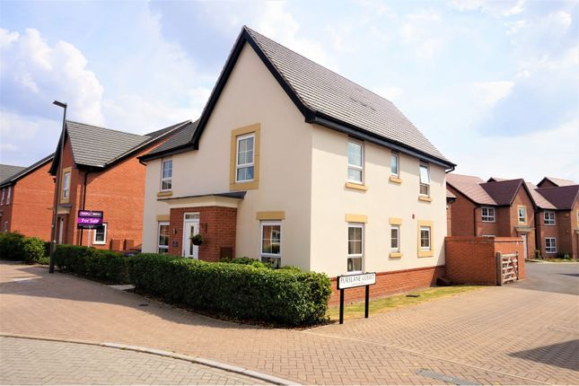 Thumbnail Detached house for sale in Chartley Road, Stenson Fields, Derby