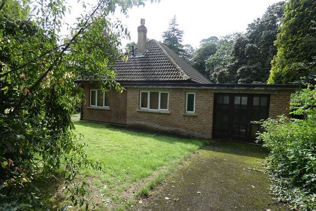 Thumbnail Detached bungalow for sale in The Spinney, Haverbreaks Road, Lancaster