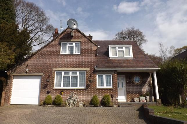 5 bed detached house for sale in Bassett Green Close, Southampton