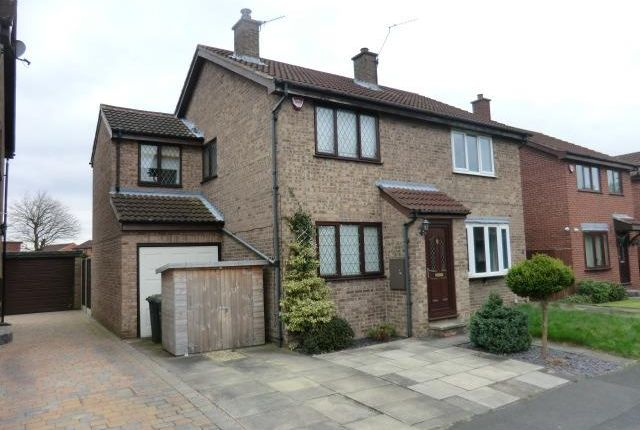 Thumbnail Detached house to rent in Pinfold Way, Sherburn In Elmet, Leeds