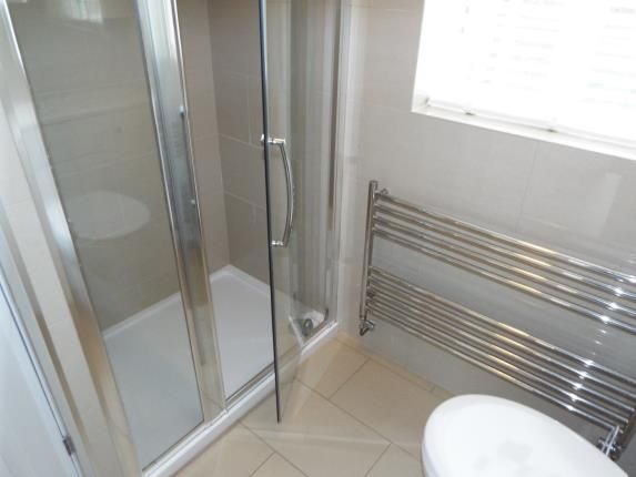 Shower Room of Barons Court, Barons Close, Leicester, Leicestershire LE9