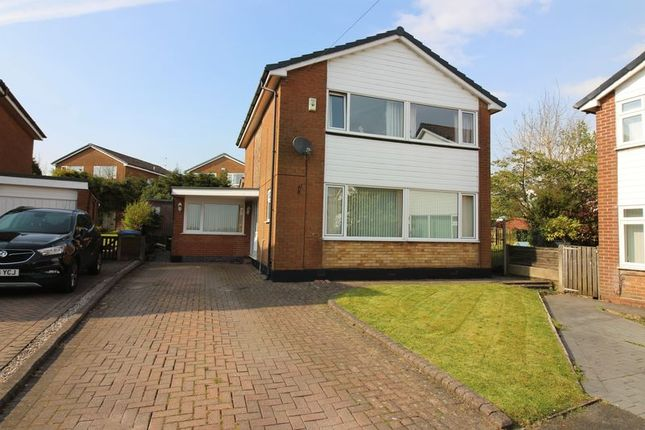 Thumbnail Detached house for sale in Nordale Park, Rochdale