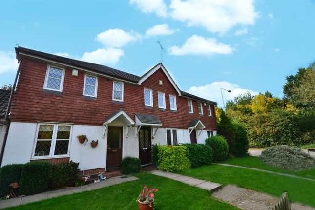 Thumbnail Terraced house to rent in Hebbecastle Down, Quelm Park, Warfield, Berkshire
