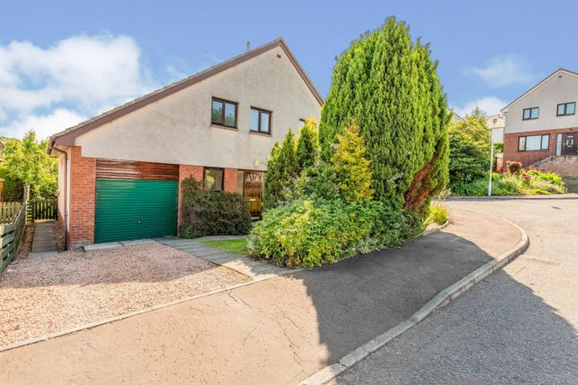 Thumbnail Detached house for sale in Pitdinnie Place, Cairneyhill, Dunfermline, Fife