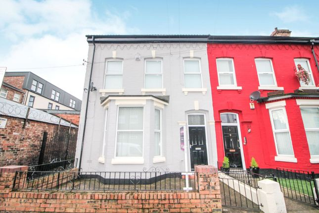 Thumbnail Semi-detached house for sale in Clifton Road, Liverpool