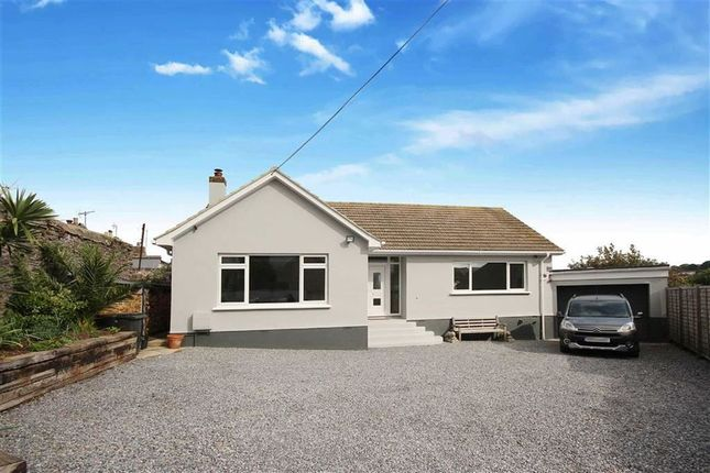 Thumbnail Detached bungalow for sale in Knick Knack Lane, St Marys, Brixham