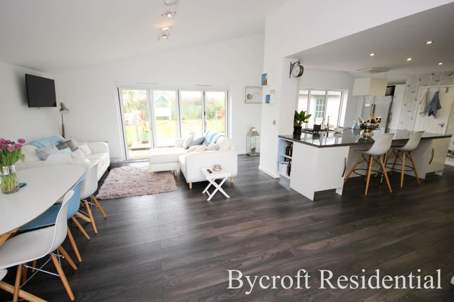 Thumbnail Detached house for sale in School Road, Runham, Great Yarmouth