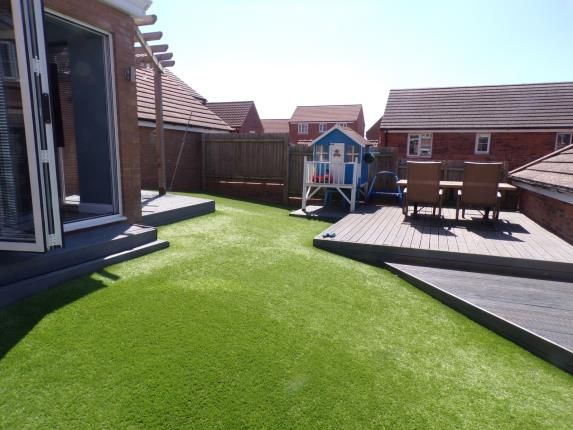 Garden of Foxtail Way, St. Crispin's, Duston, Northampton NN5