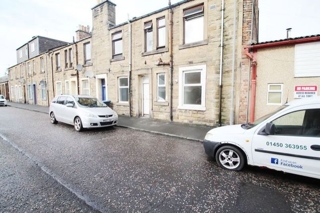 Thumbnail 1 bed flat for sale in 16, Arthur Street Flat 1, Hawick Scottish Borders TD99Qq