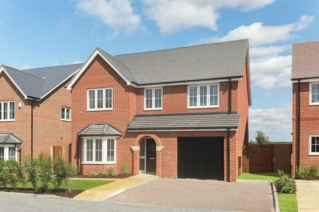 """Thumbnail Detached house for sale in """"The Pebworth"""" at Main Street, Grendon Underwood, Aylesbury"""