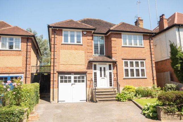 Thumbnail Detached house for sale in Marsh Road, Pinner