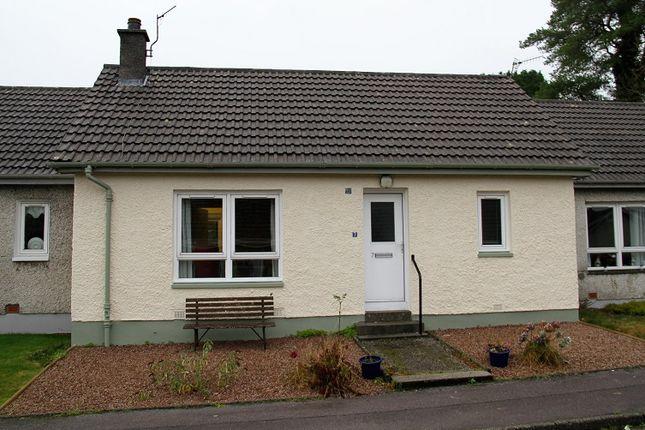 Thumbnail Terraced bungalow for sale in Rowan Park, Lochgilphead