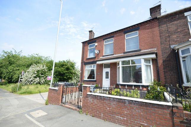 Thumbnail Terraced house for sale in Bolton Road, Kearsley, Bolton