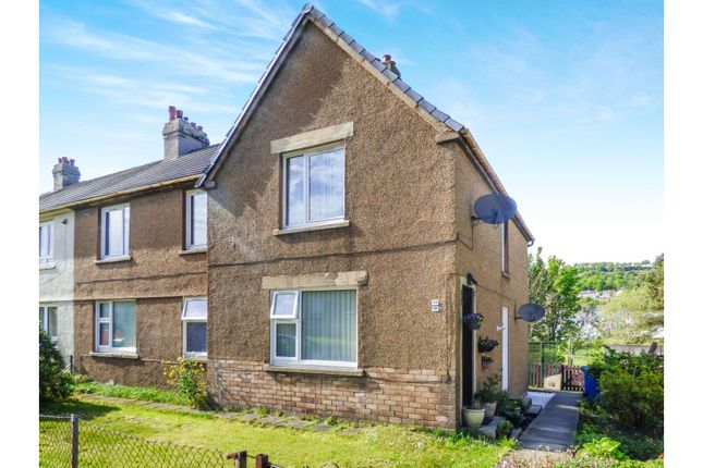 Thumbnail Flat for sale in Rossend Terrace, Burntisland