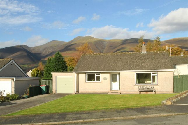 Thumbnail Detached bungalow for sale in 32 Briar Rigg, Keswick, Cumbria