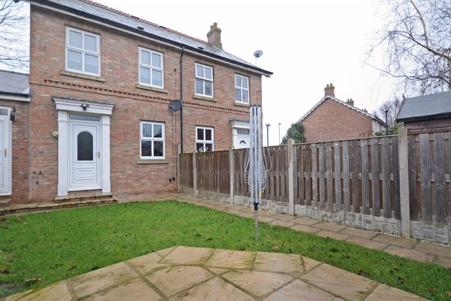 Thumbnail Semi-detached house to rent in York Road, Strensall, York