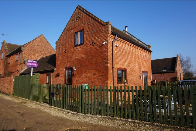 Thumbnail Barn conversion for sale in Lichfield Road, Burntwood